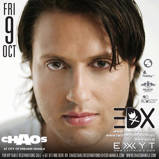 DJ EDX Chaos