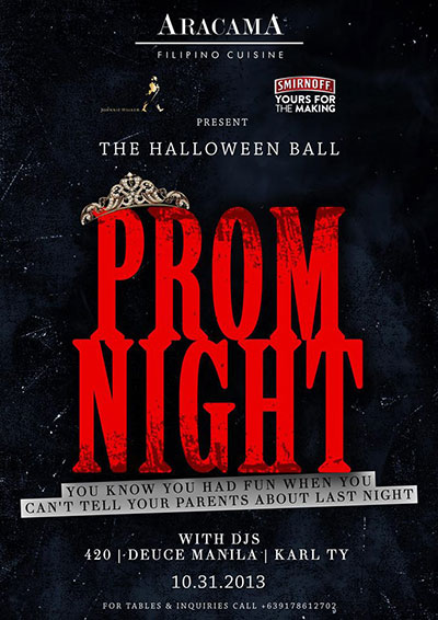 Prom Night Aracama