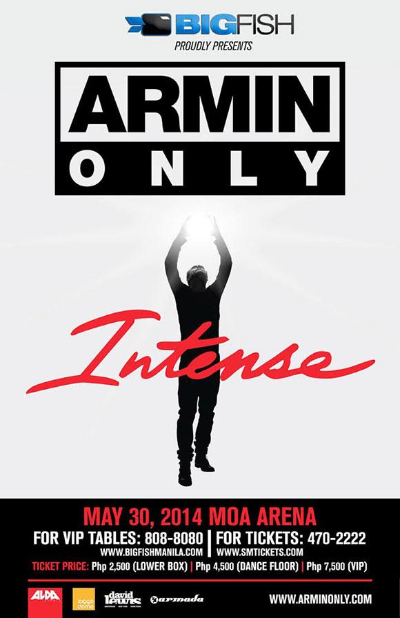 Armin Only Manila