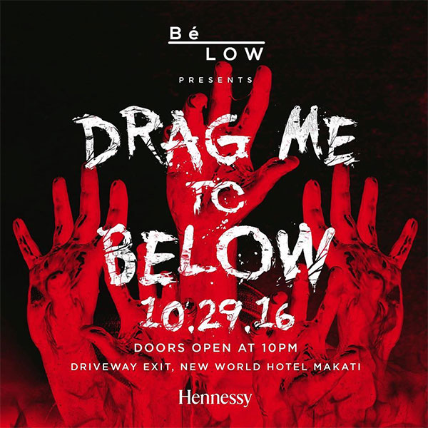 below halloween