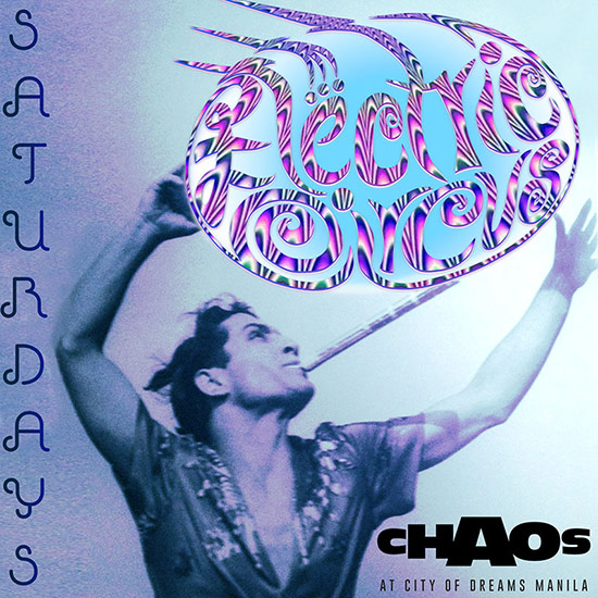 electric circus saturdays chaos club