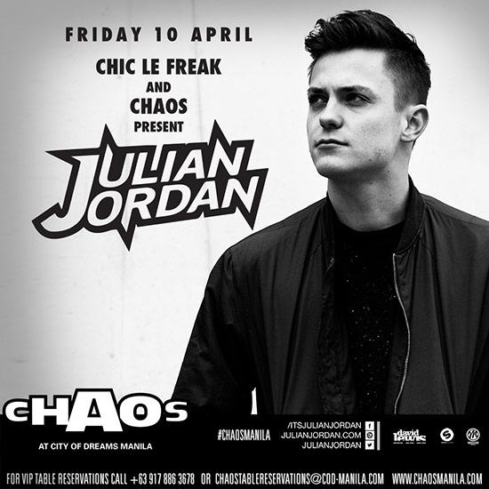 Julian Jordan Chaos