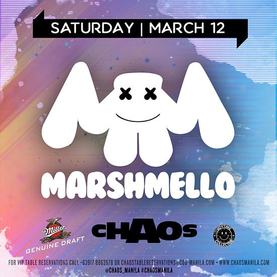 Marshmello in Chaos