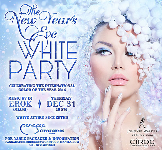 Pangaea White Party