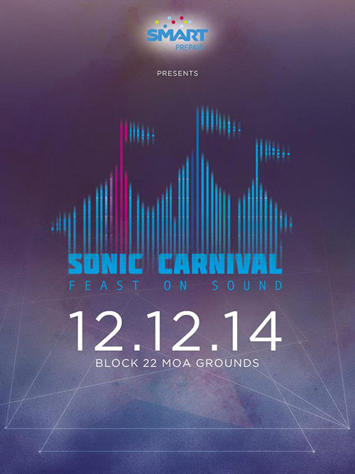 Sonic Carnival Manila 2014
