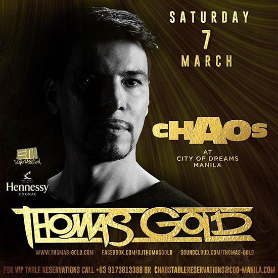 thomas gold chaos nightclub manila