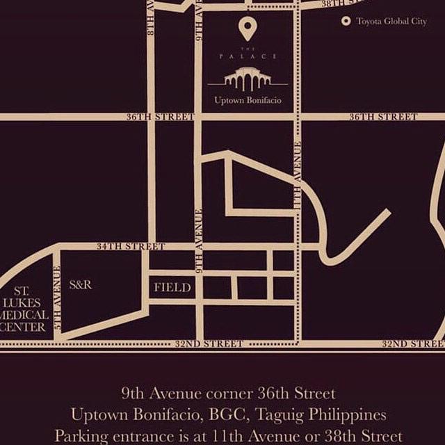 valkyrie nightclub bgc location map