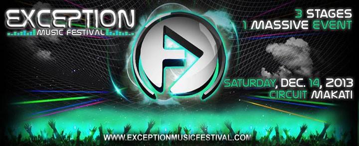 Exception Music Festival 2013