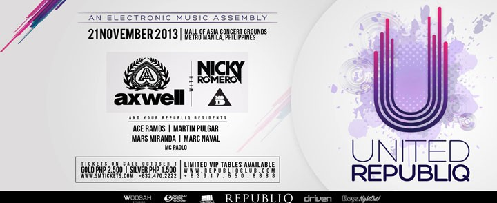 United Republiq Festival