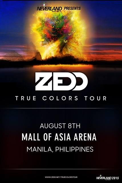 Zedd Manila