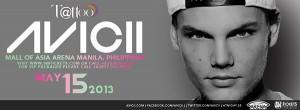 Avicii Manila May 15 2013