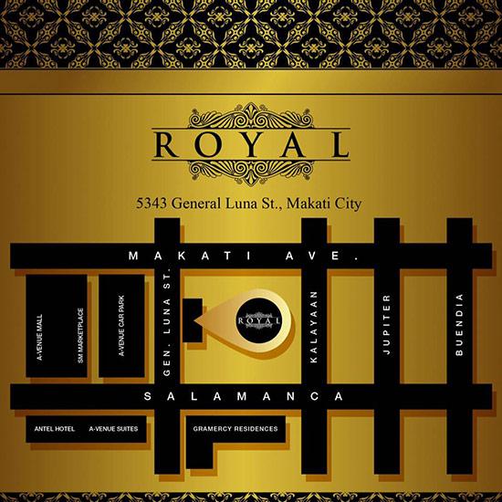 Club Royal Manila