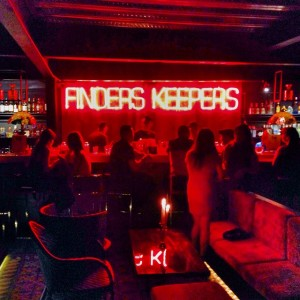 Finders Keepers Speakeasy Manila
