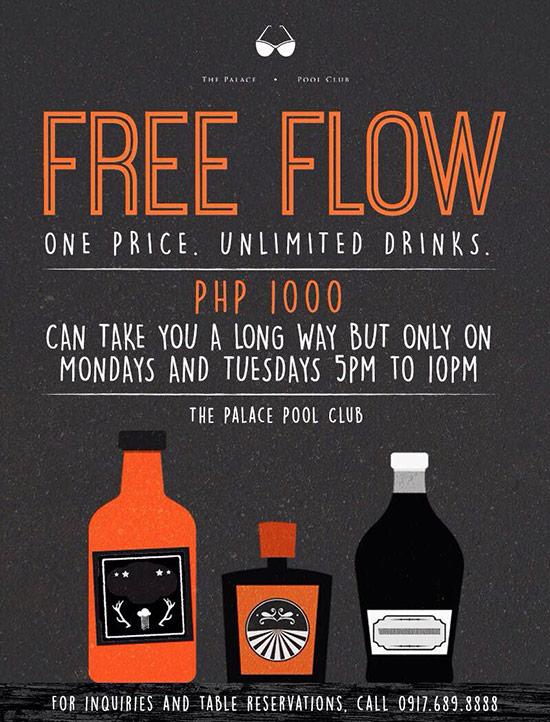 free-flow