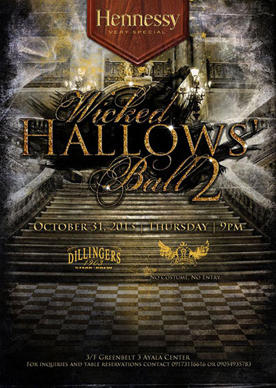 Prohibition Halloween Party