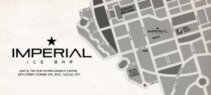 Imperial Ice Bar Map